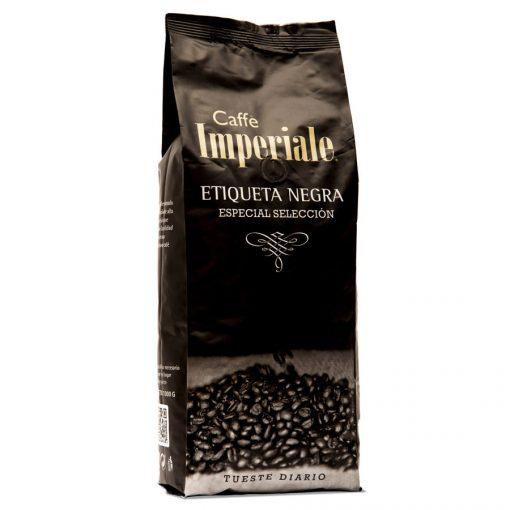 Etiqueta Negra – Café rotundo, con cuerpo, sabor intenso y toques especiados