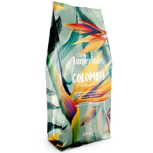 Café Molido Colombia